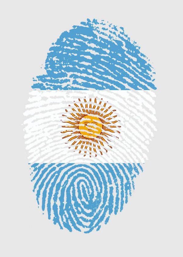 Ilustración HUELLA ARGENTINA / sin margen