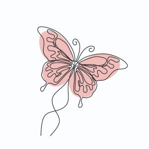 Ilustración Mariposa