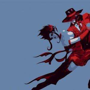 Ilustración Tango