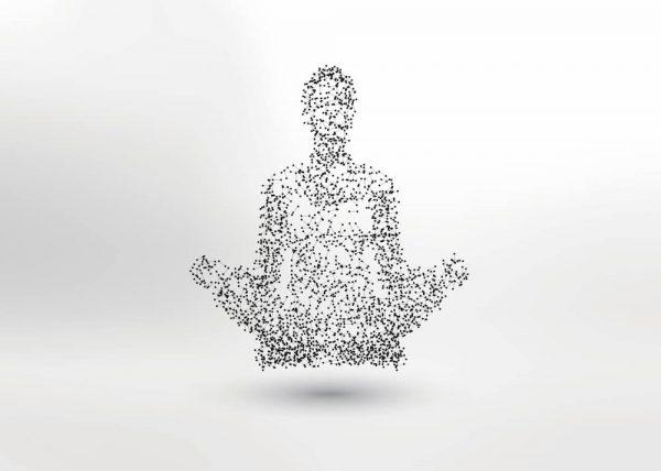 Ilustración Meditación