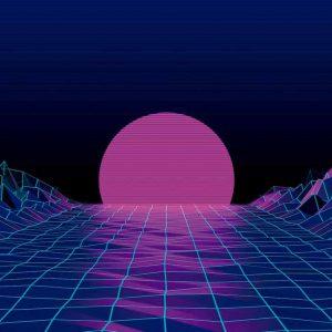 Ilustración Sol Tecno