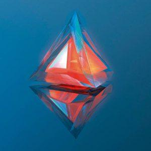 Ilustración Pirámide de Cristal