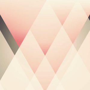 Ilustración Triángulos Decorativos